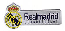 kiTki Spain Real Madrid football soccer team metal sticker label adhere logo