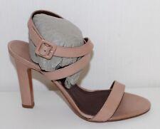Bruno Magli Cuir Sandales Bride Sandales 39 leather sandals nude Talons Hauts