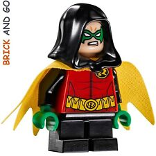 LEGO Minifig Figurine Super Heroes DC Comics SH289 Robin NEUF NEW