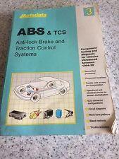 Auto datos ABS y TCS