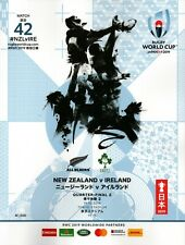 Ireland v New Zealand - Rugby World Cup Quarter Final - 19 October 2019 - Mint.
