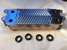 VAILLANT VUW 246/3-R1 286/3 -3 & 286/3-R1 DHW Piastra Scambiatore di calore 0020020018