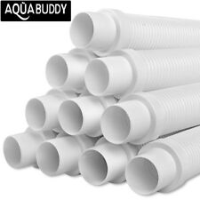 Generic Baracuda Pool cleaner hose Durable Strong EVA Spare Length White 1x10m
