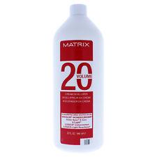 Matrix 20 Volume Cream Developer 32 oz *Brand New*  Same Day Shipping