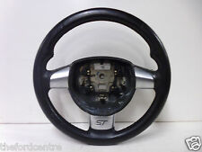 FORD FOCUS ST LEATHER STEERING WHEEL FITS ANY FOCUS 3 SPOKE 2005 -- 2008 -- 2011