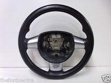 Ford Focus ST Volante de cuero se adapta a cualquier foco 3 habló 2005 -- 2008 -- 2011