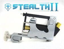 STEALTH 2.0 SET Aluminum Rotary Tattoo Machine Liner Shader Supply Ink (GREY)
