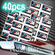 40x M TEC POWER RESIN DECAL/STICKER FOR MTEC POWER WHEEL RIM BADGE STEERING M3