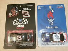 1/64 Dale Earnhardt Sports Image 1994 Champ Nascar and 1996 Olympic