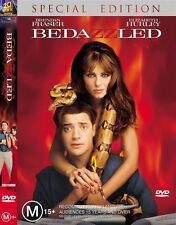 BEDAZZLED - DVD R4 (2006) Brendan Fraser Elizabeth Hurley