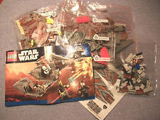 Lego Star Wars 7957 Sith Nightspeeder (No Figures & No Box )