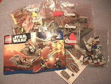 Lego Star Wars 7957 Sith Nightspeeder (No Figures & No Box )