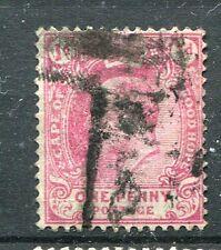 CAP de BONNE-ESPERANCE, 1903-1904, timbre classique 56, EDOUARD VII, oblitéré