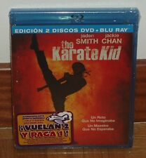 KARATE KID - EDITION COMBO - DVD+BLU-RAY - NEW - SEALED - DRAMA - ACTION