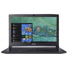 "Acer Aspire A517-51G-71F2 2,7GHz 8GB 1TB+128GB SSD 17,3"" 43,94cm LED Core i7"