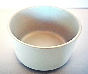 """Ceramic 5"""" White Round Plant Flower Pot Vase Candle Pottery Stoneware Container"""
