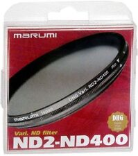 Marumi 67mm DHG Variable ND2-ND400 Neutral Density Filter DHG67VND, London