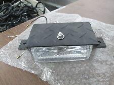 NOS Fog Light Assembly w/ Diamond Plate Bracket H3 24V 12V 55W BH1055 BH-1055 #1