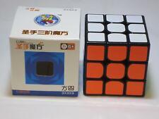 U.S. IN STOCK - Shengshou FangYuan Magic Speed Cube Black Adult / Kids Gift Toy