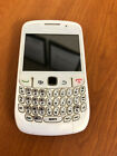 BlackBerry Curve 8520 White Mobile Phone WIFI Smartphone Vintage Classic QWERTY