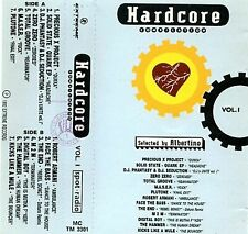 Various Hardcore Compilation Vol. 1 Cass, Comp, Mixed Extreme Records - TM 33...