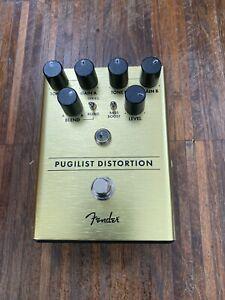 Fender Pugilist Distortion Pedal - NEUWERTIG