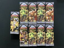 Heroclix DC Collateral Damage Booster Pack Lot of 9 NEW