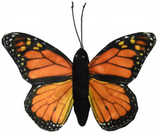 """MONARCH BUTTERFLY Finger Puppet # FG7240 ~ 7"""" W ~ FREE SHIP/USA Sunny Puppet"""