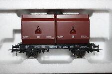 Roco 47704 2-Achser Behälterwagen Okmm 58 DB Spur H0 OVP