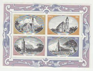 Southwest Africa - 1978 - SC 422a - NH - Souvenir sheet