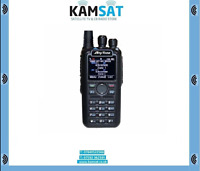 Dual-band Handheld Commercial Radio Anytone AT-D878UV plus DMR with GPS VHF/UHF