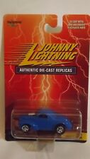 Johnny Lightning Blue 1941 Willy's Coupe Red Card Series
