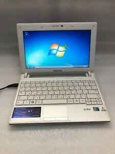 "Samsung 10.1"" Netbook Model NP-N150 Windows 7 BLACK LAPTOP WIFI UK Arabic Keys"