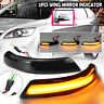 Dynamic Side Mirror LED Light Turn Signal Indicator For Ford Focus Mondeo MK2 3