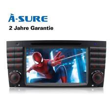 "7"" Autoradio DVD GPS für Mercedes Benz C/CLK/CLC KLASSE W203 W209 C180 C200 S203"