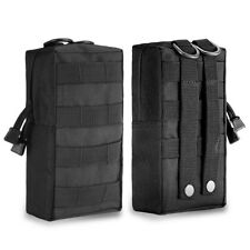 Tactical Molle Pouches Compact Utility EDC Waist Bag Small Gadget Pack Backpack