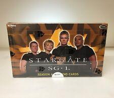 Stargate SG1 Season 6 - Sealed Trading Card Hobby Box - 40 Pks, Rittenhouse 2004