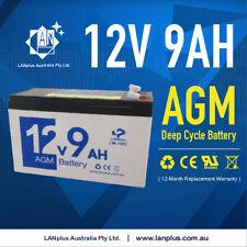 Brand NEW 12V 9AH AGM SLA Battery > 12V 7Ah 7.2ah for Eaton MGE UPS NBN Alarm