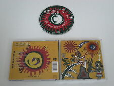 MIDNIGHT OIL/EARTH AND SUN AND MOON(COLUMBIA COL 473605 2) CD ALBUM