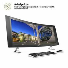 HP Envy 34 CURVED Desktop i7-6700K 500GB SSD 32GB RAM All-in-One faster 34-a010