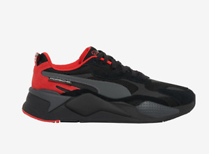 Puma RS-X Porsche 911 Red and Black RSX 750010 01 Size 7.5-11.5