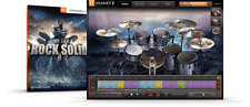 Toontrack Rock Solid EZX - EzDrummer 2 Expansion - Digital Delivery