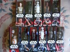Star Wars: 12 Inch Action Figure Range Hasbro Disney Kylo Vader Finn Tie BB-8 ++