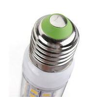 E27 48LED Super Bright Light Bulb Energy Efficient Corn Light Saving Warm White