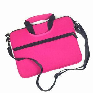 "Neoprene Laptop Messenger Shoulder Carrying Bag Pouch for Dell 11.6"" 12"" 13.3"""