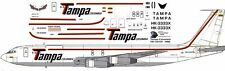Tampa Cargo Boeing 707-300 decals for Minicraft 1/144 kit