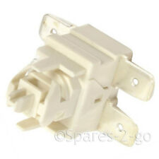 Double Pole Circuit On Off Switch Button & Housing Unit for HOTPOINT Dishwasher