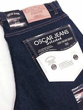 OSCAR JEANS SKINNY FIT CA-4511 Men's Pants Black Khaki Blue Rinse Black