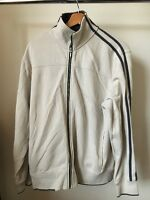 "Next Stone Size M 42"" Zipped Cotton Tracksuit Style Jacket <T10611z"
