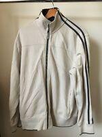 "Next Stone Size M 42"" Zipped Cotton Tracksuit Style Jacket <T10611z"